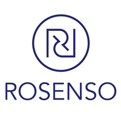 ROSENSO branding and marketing
